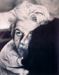 1976. Mujer negra- Goya.