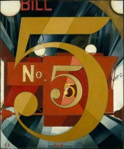 1928. La figura 5 en oro. Metropolitam Museum. New York. USA.